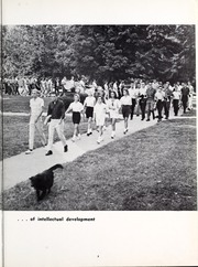 Page 11, 1960 Edition, Eastern Kentucky University - Milestone Yearbook (Richmond, KY) online yearbook collection