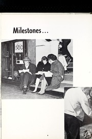 Page 12, 1960 Edition, Eastern Kentucky University - Milestone Yearbook (Richmond, KY) online yearbook collection