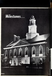 Page 14, 1960 Edition, Eastern Kentucky University - Milestone Yearbook (Richmond, KY) online yearbook collection