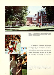 Page 10, 1963 Edition, Eastern Kentucky University - Milestone Yearbook (Richmond, KY) online yearbook collection