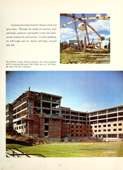 Page 11, 1963 Edition, Eastern Kentucky University - Milestone Yearbook (Richmond, KY) online yearbook collection