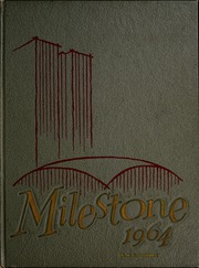 Eastern Kentucky University - Milestone Yearbook (Richmond, KY) online yearbook collection, 1964 Edition, Page 1