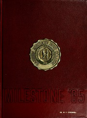 Eastern Kentucky University - Milestone Yearbook (Richmond, KY) online yearbook collection, 1965 Edition, Page 1