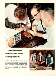 Page 14, 1966 Edition, Eastern Kentucky University - Milestone Yearbook (Richmond, KY) online yearbook collection