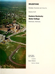 Page 7, 1966 Edition, Eastern Kentucky University - Milestone Yearbook (Richmond, KY) online yearbook collection