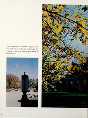 Page 10, 1969 Edition, Eastern Kentucky University - Milestone Yearbook (Richmond, KY) online yearbook collection
