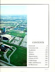 Page 9, 1975 Edition, Eastern Kentucky University - Milestone Yearbook (Richmond, KY) online yearbook collection