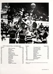 Page 137, 1976 Edition, Eastern Kentucky University - Milestone Yearbook (Richmond, KY) online yearbook collection