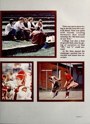 Page 17, 1982 Edition, Eastern Kentucky University - Milestone Yearbook (Richmond, KY) online yearbook collection