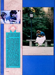 Page 6, 1987 Edition, Eastern Kentucky University - Milestone Yearbook (Richmond, KY) online yearbook collection