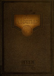 1929 Edition, Asbury University - Ashburian Yearbook (Wilmore, KY)