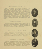 Page 15, 1906 Edition, Adelphi University - Oracle Yearbook (Garden City, NY) online yearbook collection