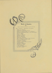 Page 10, 1908 Edition, Adelphi University - Oracle Yearbook (Garden City, NY) online yearbook collection