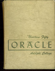 Page 1, 1950 Edition, Adelphi University - Oracle Yearbook (Garden City, NY) online yearbook collection