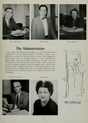 Page 11, 1950 Edition, Adelphi University - Oracle Yearbook (Garden City, NY) online yearbook collection