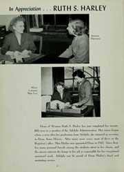 Page 12, 1950 Edition, Adelphi University - Oracle Yearbook (Garden City, NY) online yearbook collection