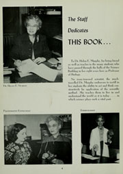 Page 8, 1950 Edition, Adelphi University - Oracle Yearbook (Garden City, NY) online yearbook collection
