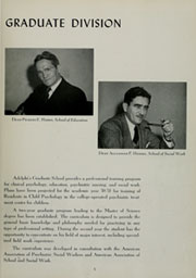 Page 9, 1950 Edition, Adelphi University - Oracle Yearbook (Garden City, NY) online yearbook collection