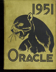 1951 Edition, Adelphi University - Oracle Yearbook (Garden City, NY)