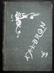 Allegheny College - Kaldron Yearbook (Meadville, PA) online yearbook collection, 1899 Edition, Page 1