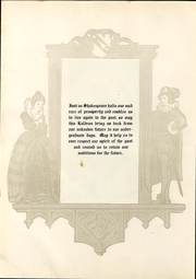 Page 9, 1928 Edition, Allegheny College - Kaldron Yearbook (Meadville, PA) online yearbook collection