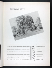 Page 11, 1941 Edition, Allegheny College - Kaldron Yearbook (Meadville, PA) online yearbook collection