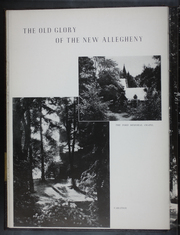 Page 14, 1941 Edition, Allegheny College - Kaldron Yearbook (Meadville, PA) online yearbook collection
