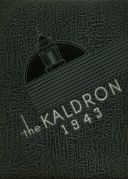 Allegheny College - Kaldron Yearbook (Meadville, PA) online yearbook collection, 1943 Edition, Page 1
