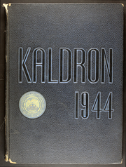 Allegheny College - Kaldron Yearbook (Meadville, PA) online yearbook collection, 1944 Edition, Page 1
