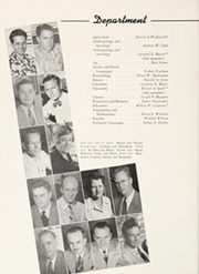 Page 16, 1948 Edition, University of Hawaii Honolulu - Ka Palapala Yearbook (Honolulu, HI) online yearbook collection