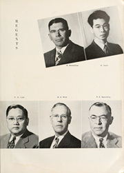 Page 15, 1951 Edition, University of Hawaii Honolulu - Ka Palapala Yearbook (Honolulu, HI) online yearbook collection