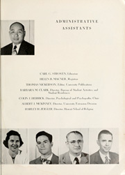 Page 17, 1951 Edition, University of Hawaii Honolulu - Ka Palapala Yearbook (Honolulu, HI) online yearbook collection
