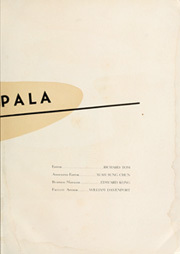Page 7, 1951 Edition, University of Hawaii Honolulu - Ka Palapala Yearbook (Honolulu, HI) online yearbook collection