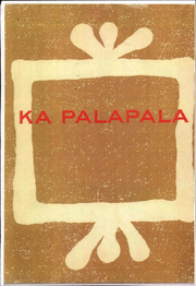 University of Hawaii Honolulu - Ka Palapala Yearbook (Honolulu, HI) online yearbook collection, 1957 Edition, Page 1