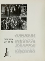 Page 14, 1939 Edition, California University of Pennsylvania - Monocal Yearbook (California, PA) online yearbook collection