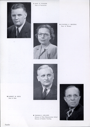 Page 13, 1947 Edition, California University of Pennsylvania - Monocal Yearbook (California, PA) online yearbook collection