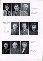 Page 16, 1947 Edition, California University of Pennsylvania - Monocal Yearbook (California, PA) online yearbook collection