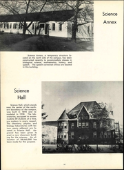 Page 16, 1957 Edition, California University of Pennsylvania - Monocal Yearbook (California, PA) online yearbook collection