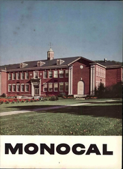Page 9, 1957 Edition, California University of Pennsylvania - Monocal Yearbook (California, PA) online yearbook collection