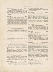 Page 10, 1933 Edition, Lebanon High School - Parrot Yearbook (Lebanon, NH) online yearbook collection