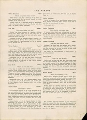 Page 11, 1933 Edition, Lebanon High School - Parrot Yearbook (Lebanon, NH) online yearbook collection