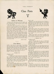 Page 12, 1933 Edition, Lebanon High School - Parrot Yearbook (Lebanon, NH) online yearbook collection