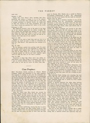 Page 14, 1933 Edition, Lebanon High School - Parrot Yearbook (Lebanon, NH) online yearbook collection