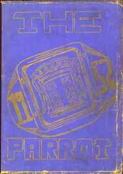 1952 Edition, Lebanon High School - Parrot Yearbook (Lebanon, NH)