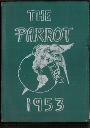 1953 Edition, Lebanon High School - Parrot Yearbook (Lebanon, NH)