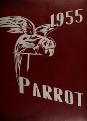 1955 Edition, Lebanon High School - Parrot Yearbook (Lebanon, NH)