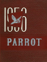 1956 Edition, Lebanon High School - Parrot Yearbook (Lebanon, NH)