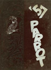 1957 Edition, Lebanon High School - Parrot Yearbook (Lebanon, NH)