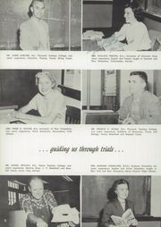 Page 12, 1958 Edition, Lebanon High School - Parrot Yearbook (Lebanon, NH) online yearbook collection