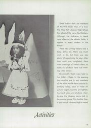 Page 17, 1958 Edition, Lebanon High School - Parrot Yearbook (Lebanon, NH) online yearbook collection